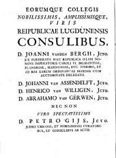 Index alter plantarum quae in Horto Academico Lugduno-Batavo aluntur
