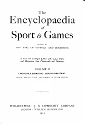 The Encyclopaedia of Sport & Games: Volume 2