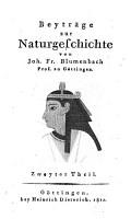 Beytr  ge zur Naturgeschichte PDF