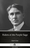 Riders of the Purple Sage by Zane Grey   Delphi Classics  Illustrated  PDF