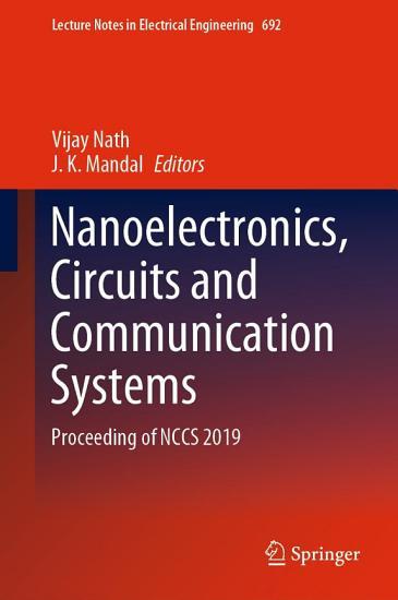 Nanoelectronics  Circuits and Communication Systems PDF