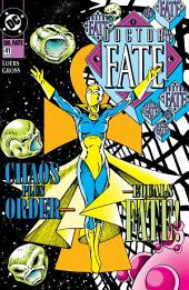 Doctor Fate (1988-) #41