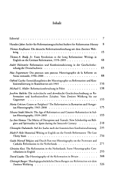 Archive for Reformation History PDF