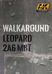 LEOPARD 2A6 MBT WALKAROUND
