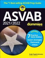 2021   2022 ASVAB For Dummies PDF