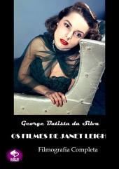 Os Filmes De Janet Leigh