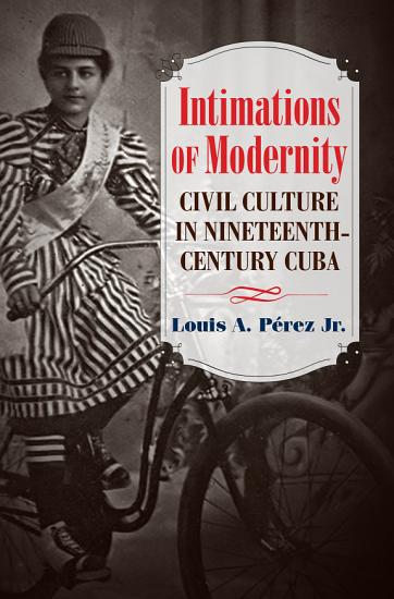 Intimations of Modernity PDF