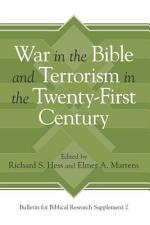 War in the Bible and Terrorism in the Twenty-first Century