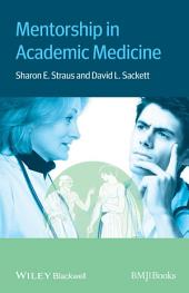 Mentorship in Academic Medicine