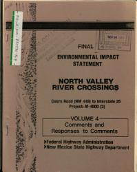 North Valley River Crossings  Coors Road to I 25  Albuquerque PDF