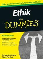 Ethik f  r Dummies PDF