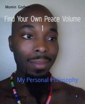 Find Your Own Peace Volume 1: My Chakra Diary