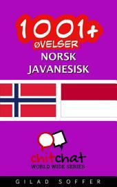 1001+ øvelser norsk - javanesisk