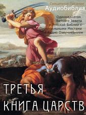 Третья Книга Царств: Одиннадцатая Книга Ветхого Завета и Русской Библии с Параллельными Местами и Аудио Озвучиванием (Аудиобиблия)