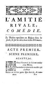 Theatre De M. Fagan, Et Autres Oeuvres: 1