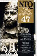 New Theatre Quarterly 47: Volume 12