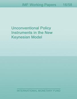 Unconventional Policy Instruments in the New Keynesian Model PDF