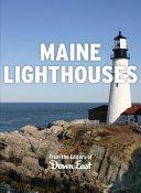 Maine Lighthouses PDF