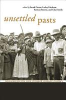 Unsettled Pasts PDF