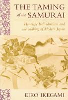 The Taming of the Samurai PDF