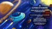 Le Fiabe di Fasilandia - 4: Viaggi spaziali su un disco volante e rapimenti di alieni