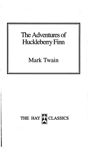 The Adventures of Huckeberry Finn