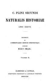 Naturalis historia: libri XXXVII. 2