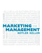 Marketing Management: Edition 15