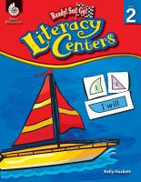 Literacy Centers Level 2 PDF