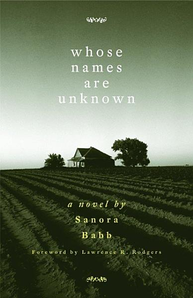 Download Whose Names Are Unknown Book