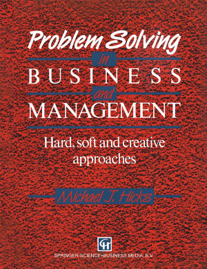 Problem Solving in Business and Management PDF