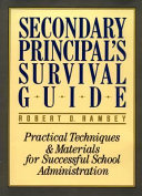 Secondary Principal's Survival Guide