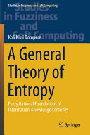 A General Theory of Entropy PDF