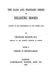 The class and standard series of reading books. 5 pt. [in 7].
