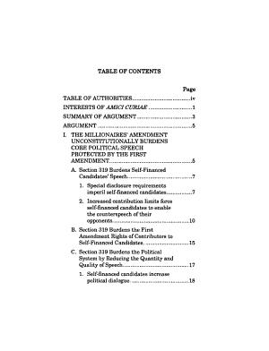 Jack Davis  Appellant V  Federal Election Commission  Appellee PDF