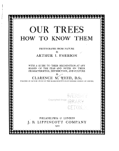Our Trees: How to Know Them
