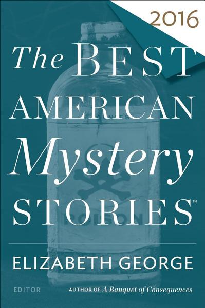 Download The Best American Mystery Stories 2016 Book