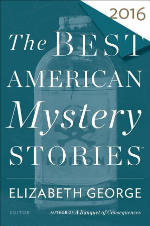 The Best American Mystery Stories 2016 PDF