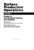 Design of Gas handling Systems and Facilities PDF