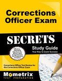 Corrections Officer Exam Secrets Study Guide PDF