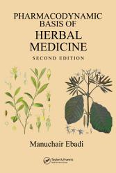 Pharmacodynamic Basis Of Herbal Medicine Book PDF