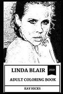 Linda Blair Adult Coloring Book PDF
