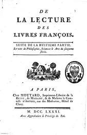 Mélanges Tirés d'une Grande Bibliothèque: Volume15