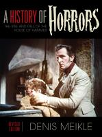 A History of Horrors PDF