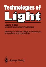 Technologies of Light PDF