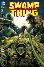 Swamp Thing (2011- ) #30