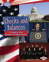 Checks and Balances PDF