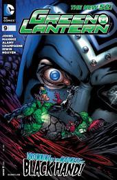 Green Lantern (2011-) #9