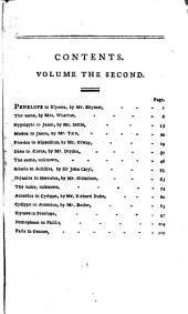 Ovid's Epistles: Volume 2