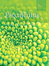 Precalculus: A Right Triangle Approach, Edition 5